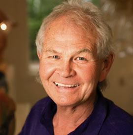 Kenn Holsten, private glass art dealer and consultant