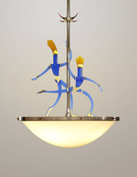 Figure Chandelier (3) by Dan Dailey