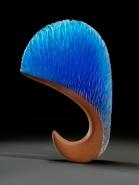 Clear Blue Coral Fan by Alex Gabriel Bernstein