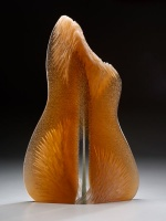 Amber Sping Figure by Alex Gabriel Bernstein