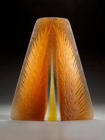 Large Amber Spring