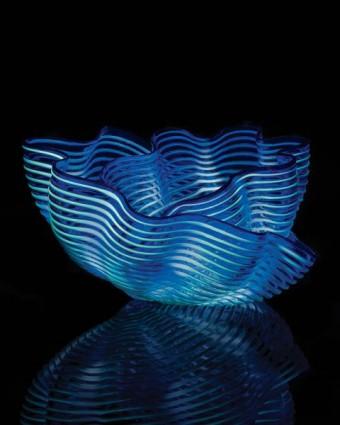 <i>Capri Blue Seaform,</i> 2018 Studio Edition