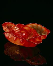 Pimento Red Seaform Set with Tar Lip Wraps