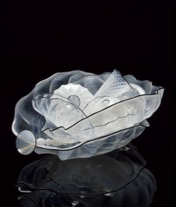 Icy White Seaform Set with Carbon Lip Wraps
