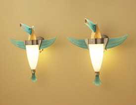 Dan Dailey : Sconces