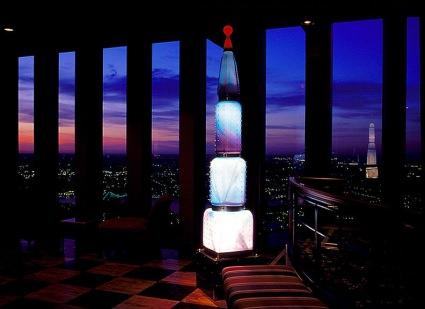 Illuminated Installation (Vessel Installation 3)