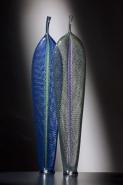 Reticello Vessels by Dante Marioni