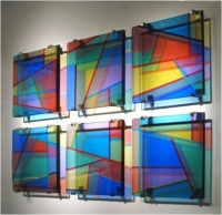 Refractions by Dorothy Hafner