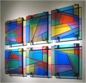 Dorothy Hafner : Installations