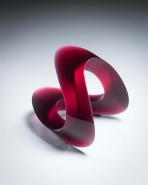 Vertex Ruby by Heike Brachlow