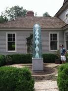 Obelisk by Henry Richardson