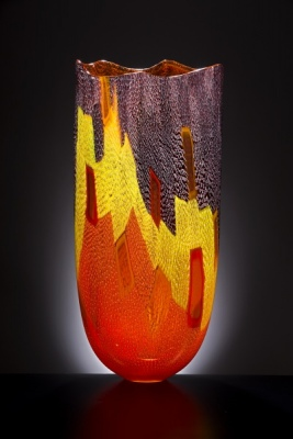 Stromboli by Lino Tagliapietra