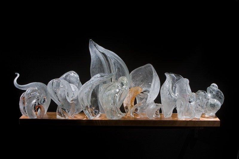 Martin Blank Additional Glass Works