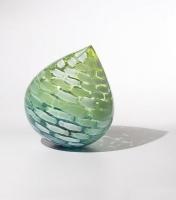 Kiwi Droplet by Nancy Callan