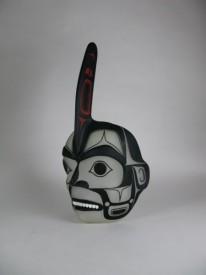 Killer Whale Mask