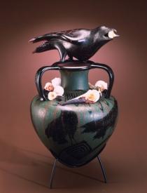 Raven Vessel by William Morris