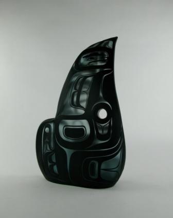 Raven's Wing by Preston Singletary