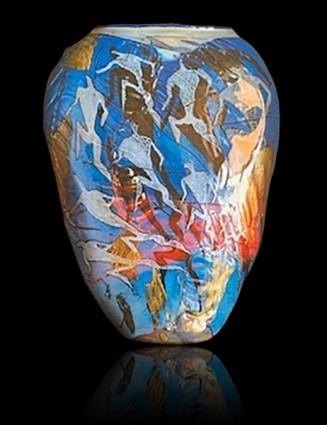 Artifact Vessel by William Morris