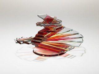 Helix Solid Vase Form #17