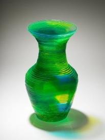 Solid Vase Form 222