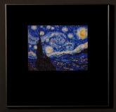 Starry Night, after Van Gogh by Veruska Vagen
